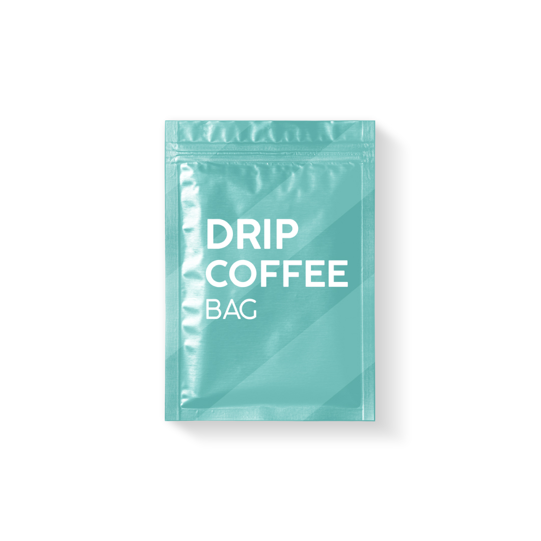 Drip Coffee Bags, Filters, & Boxes