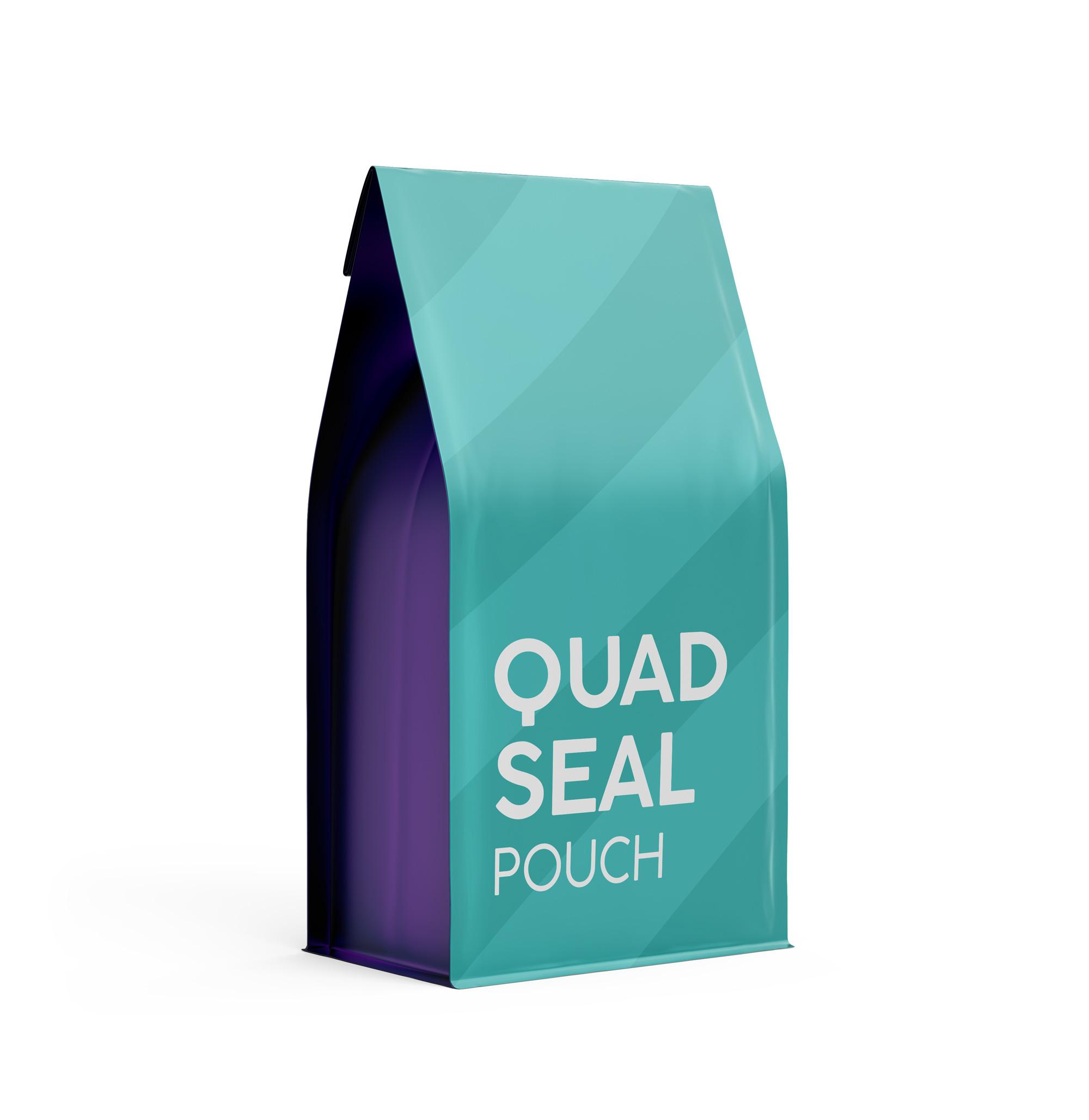 Quad Seal Pouch