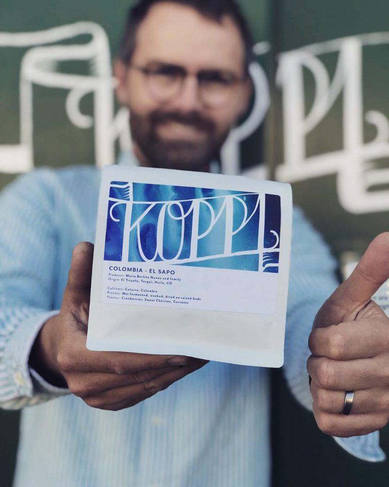 Koppi Coffee Roasters