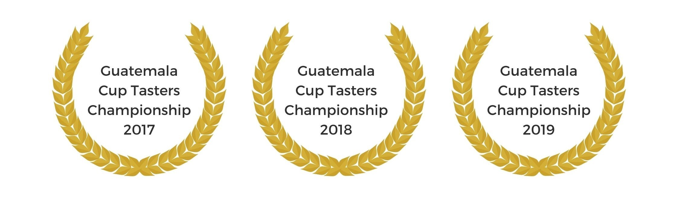 Dulce Barrera - Cup Tasters Championships
