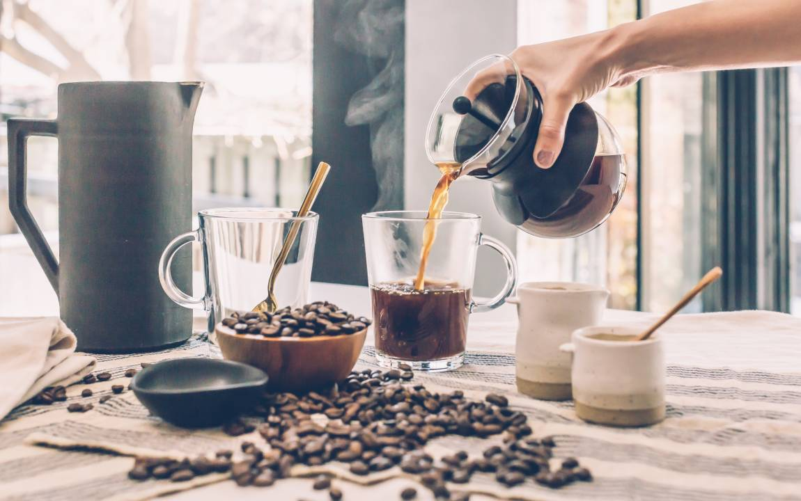 Are Consumers Drinking More Coffee At Home?