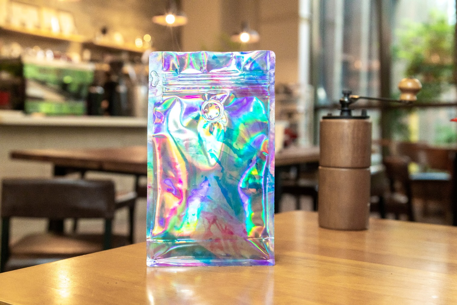 Flexography: Sustainable Printing For Coffee Packaging