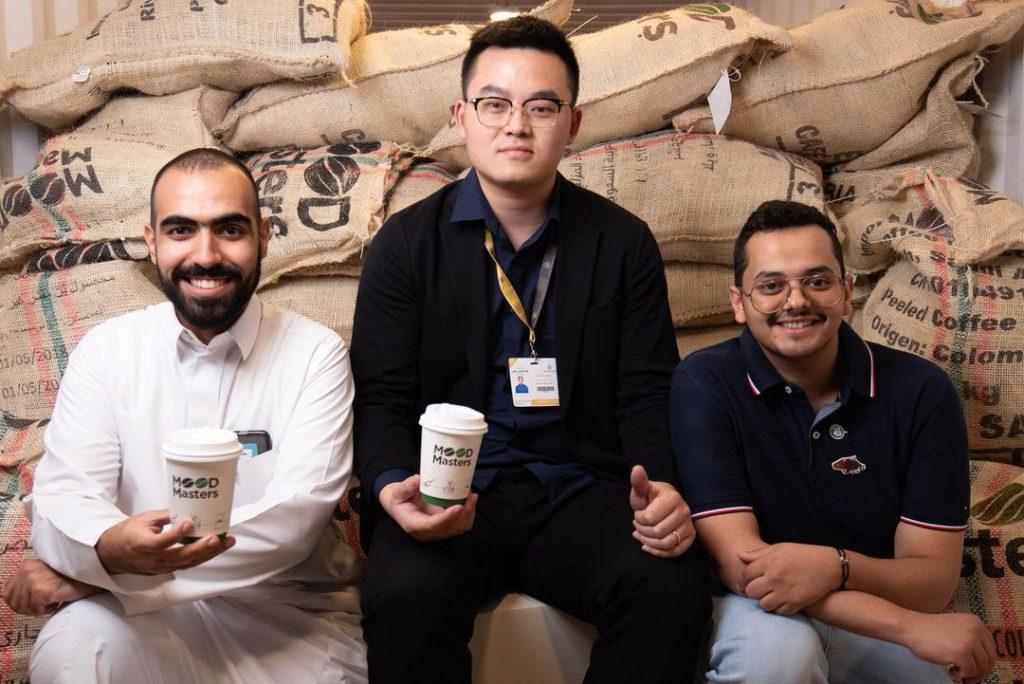 Moodmasters café en la comunidad