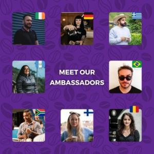 Meet our brand embassadors