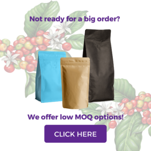 Order our low MOQ packaging