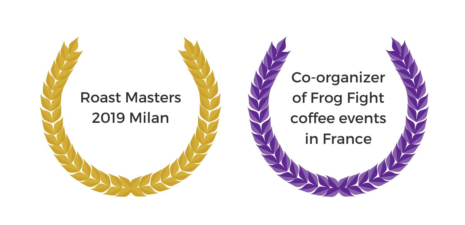 Mihaela Iordache MTPak Coffee Ambassadors is 2019 Roast Masters Champion