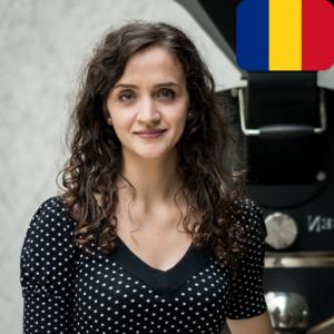 Mihaela Iordache is an MTPak Coffee Ambassador based in France.