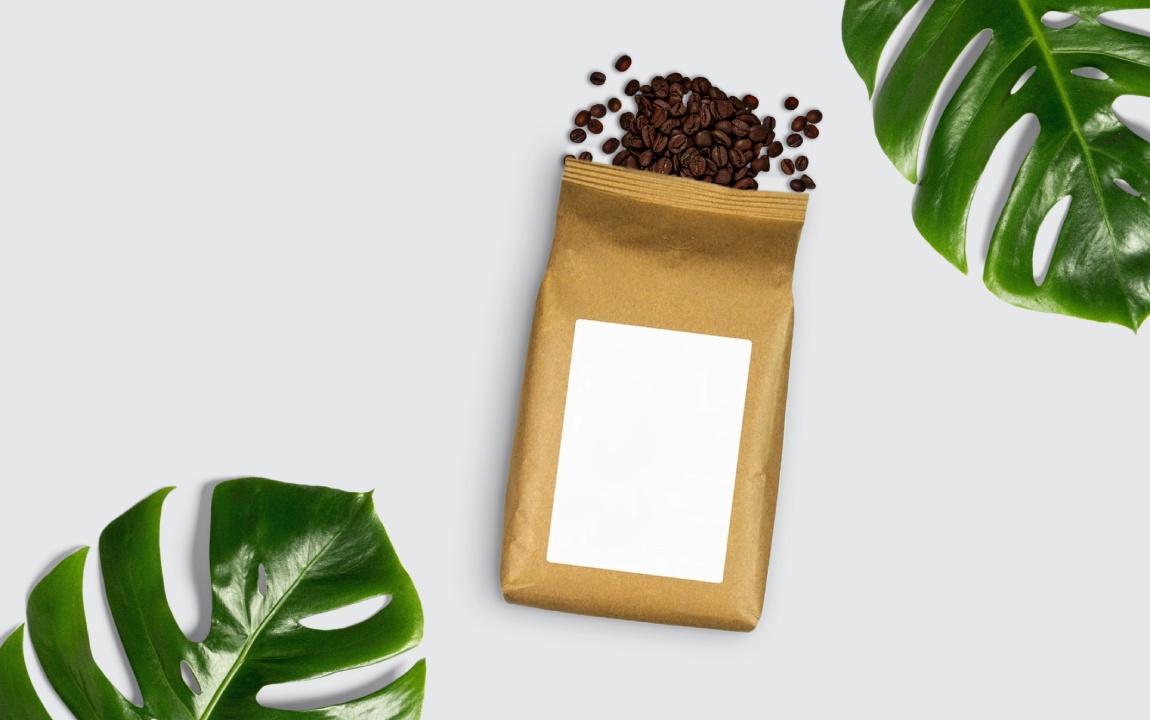 sustainable vegan friendly coffee bags