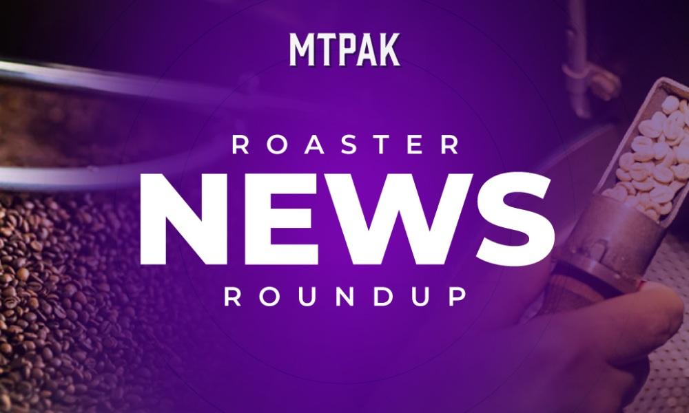 mtpak coffee roaster news roundup