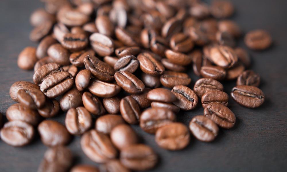 co2 roasted coffee