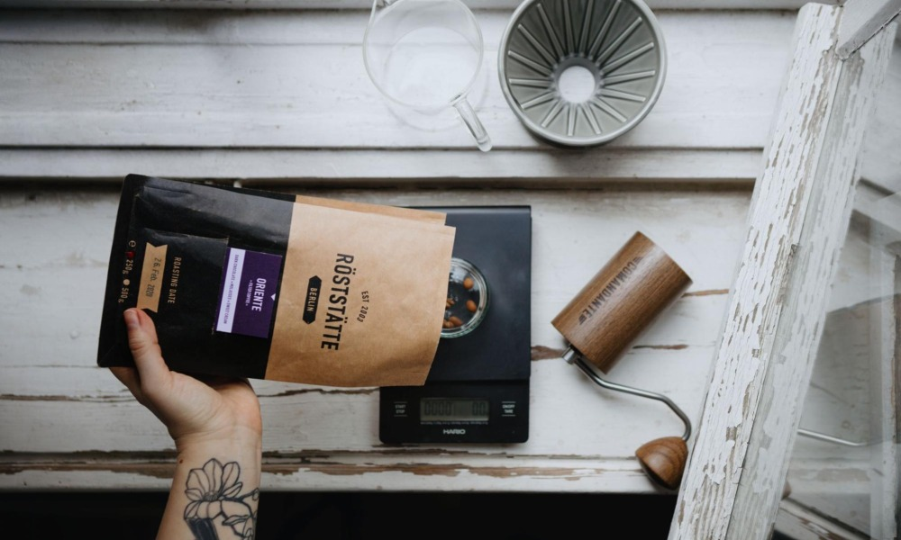 How can specialty coffee roasters promote a circular economy?
