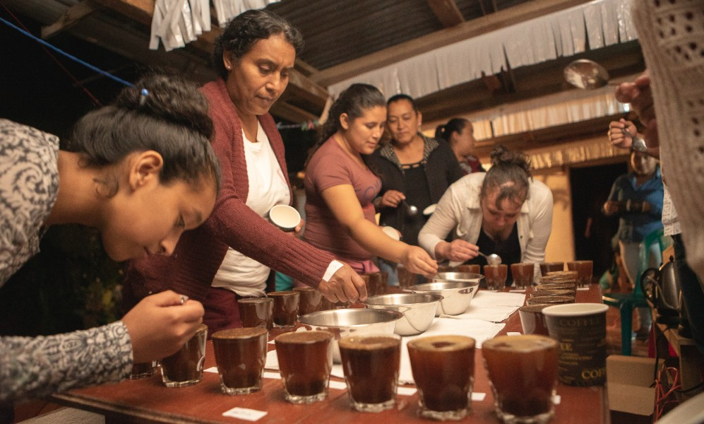 Chica Bean: The social enterprise empowering female coffee farmers in Guatemala