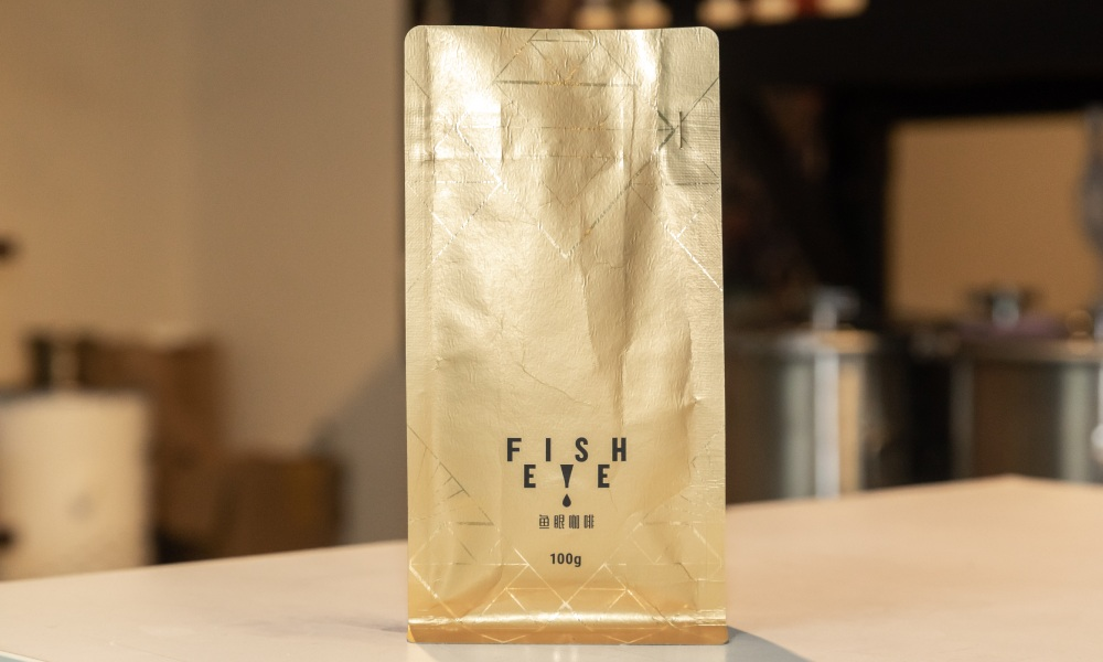 sustainable coffee packaging