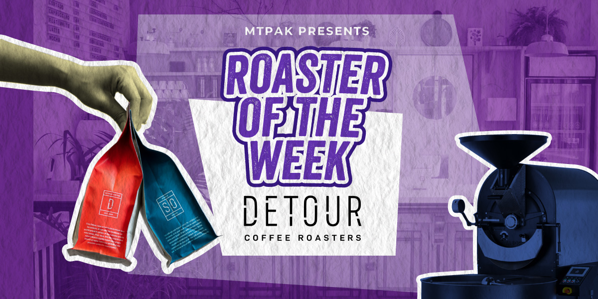 Detour: The Canadian coffee roasters inspired by Josef Albers' colour theory