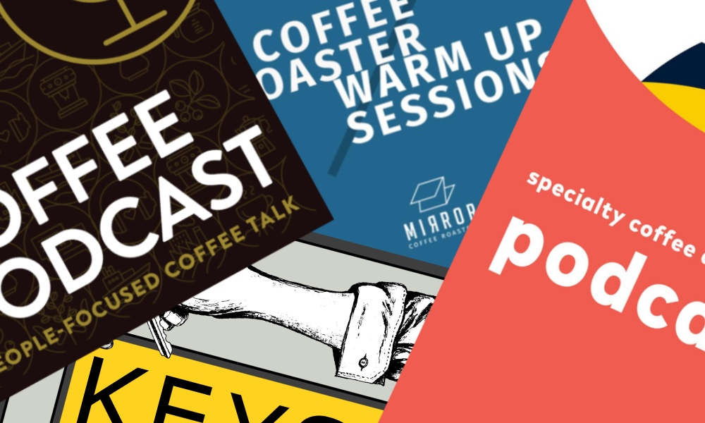 coffee podcasts