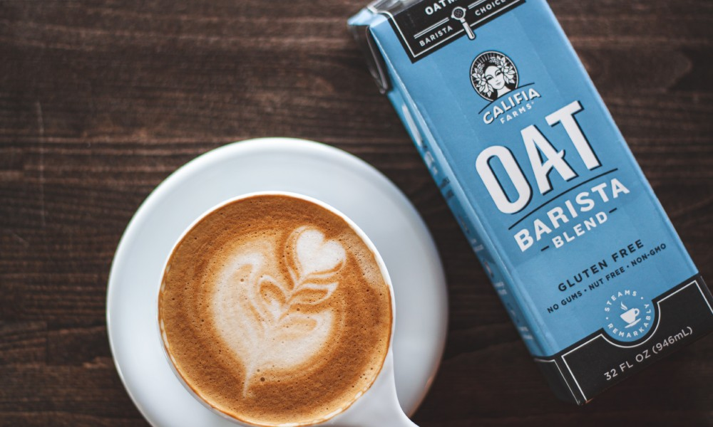 A guide to roasting coffee for plant-based milks