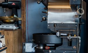 specialty coffee roastery
