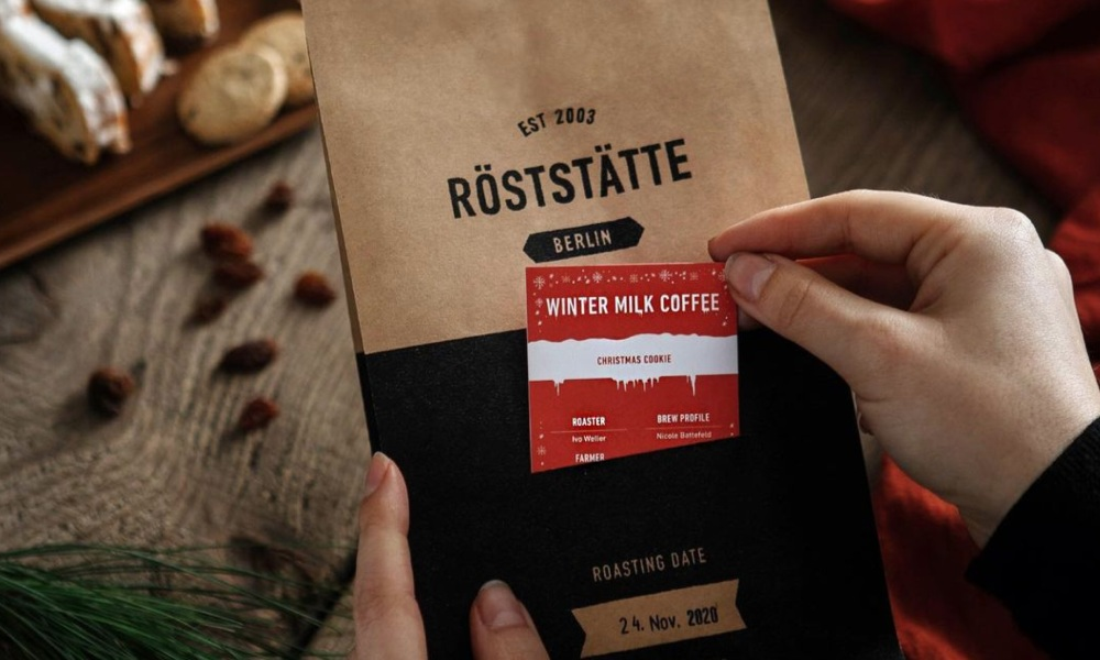 coffee bags with pockets