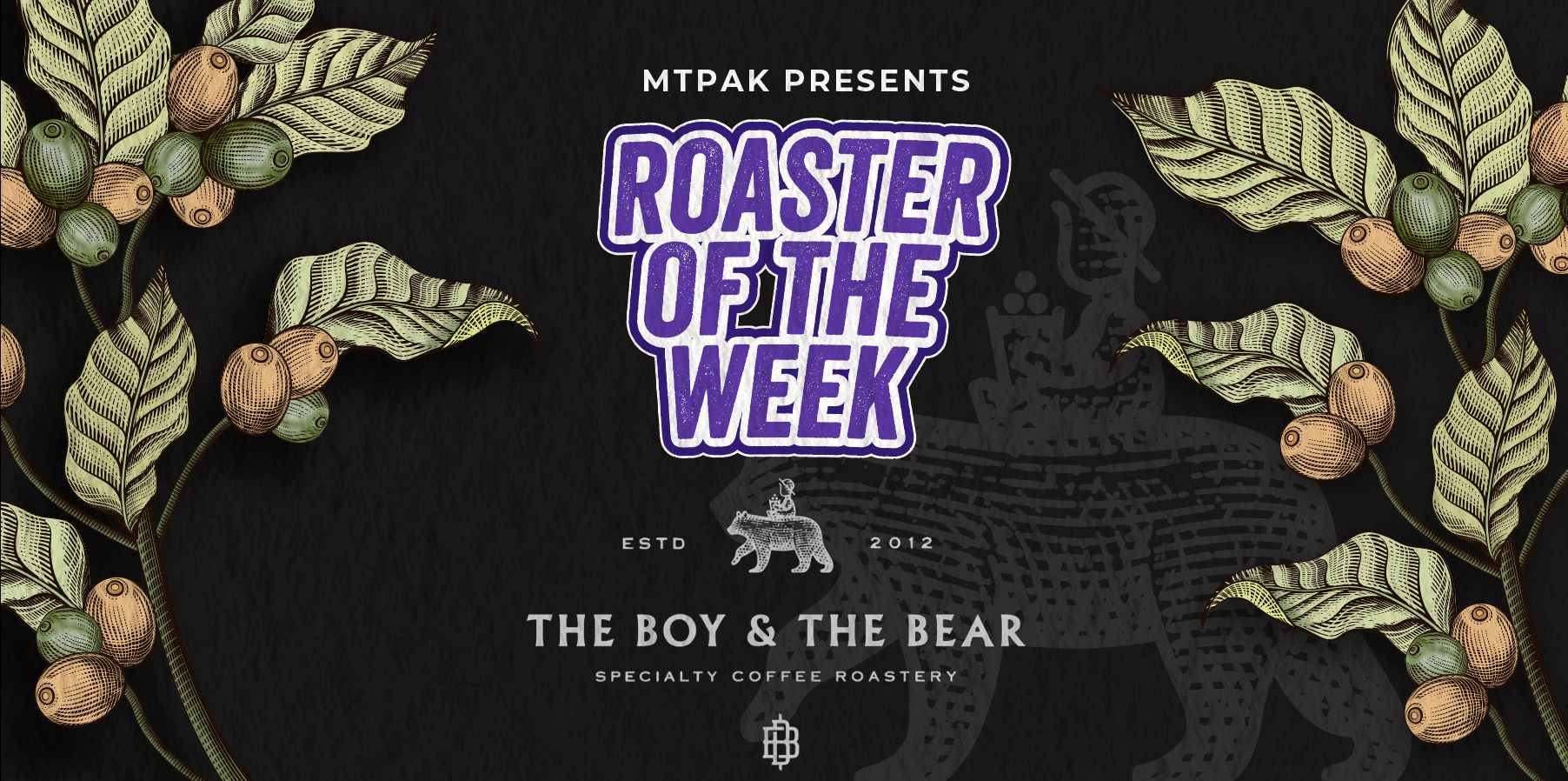 the boy & the bear roaster of the week
