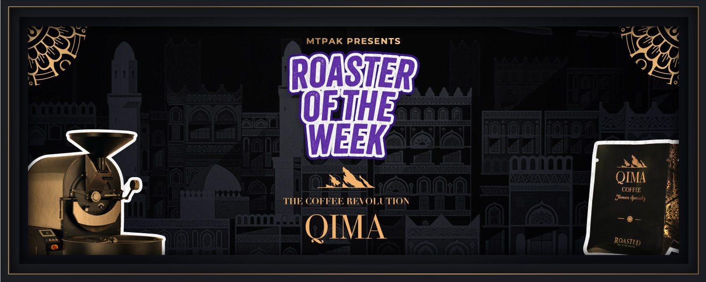 qima coffee roaster of the week