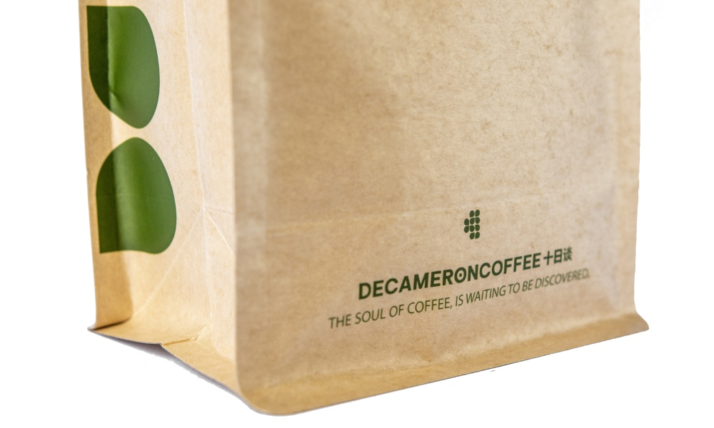Are flat bottom kraft paper coffee bags the best option for roasters?