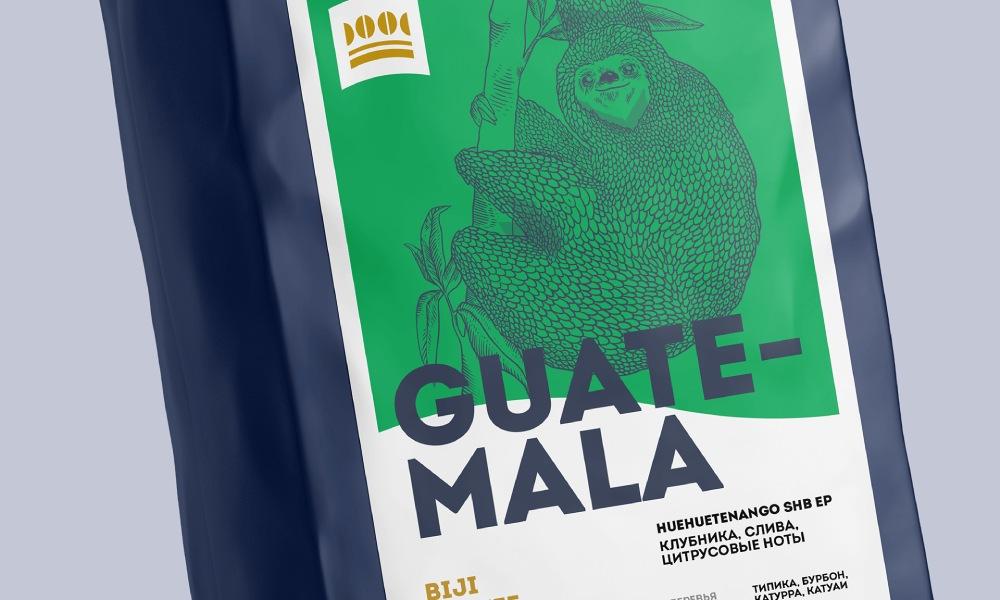 Coffee bag design inspiration: Illustrations