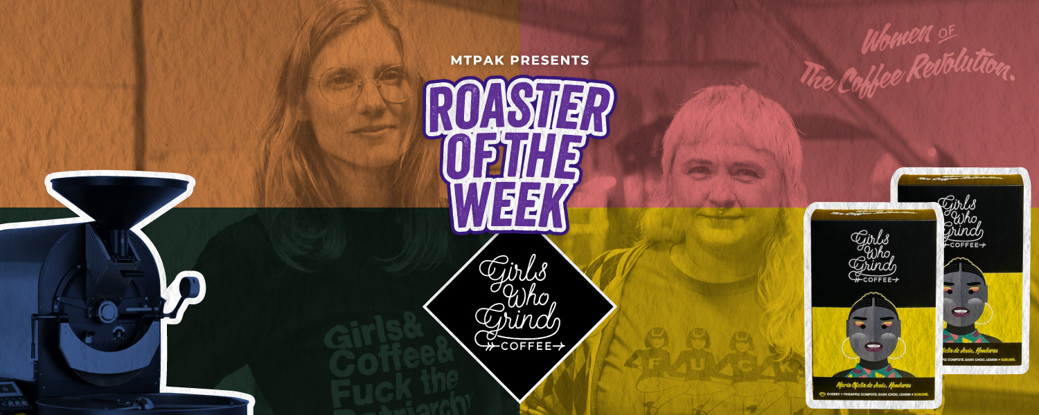 Girls Who Grind Coffee: The all-female roasters providing a platform for women in coffee