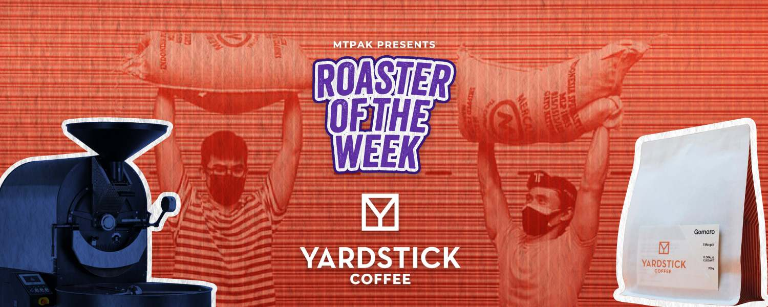 Yardstick: The roasters raising the bar of specialty coffee in Southeast Asia